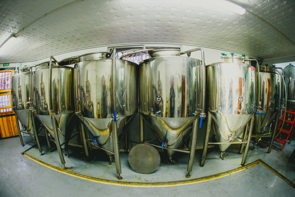 cierzo brewing fábrica cerveza artesana zaragoza caspe