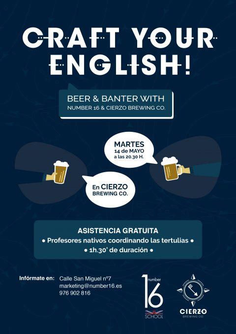 english tertulias aprender inglés zaragoza