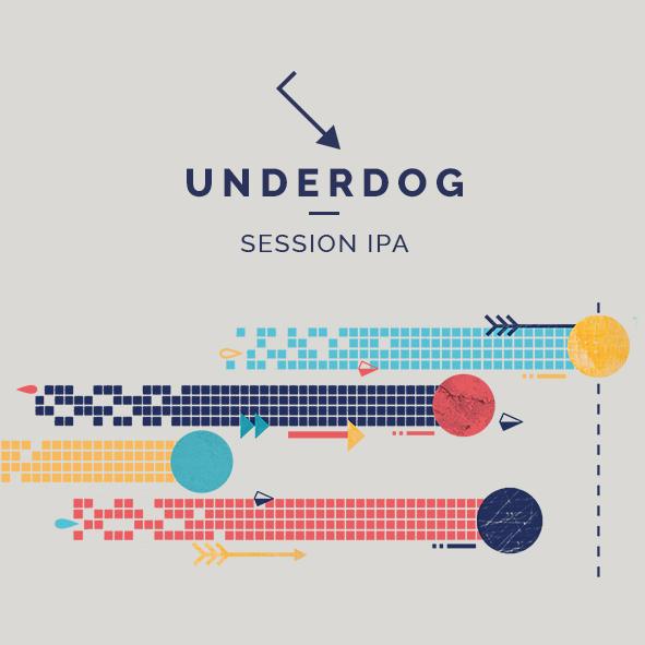 underdog session ipa cerveza zaragoza