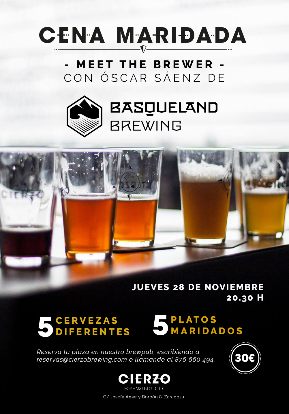 basqueland zaragoza craft beer
