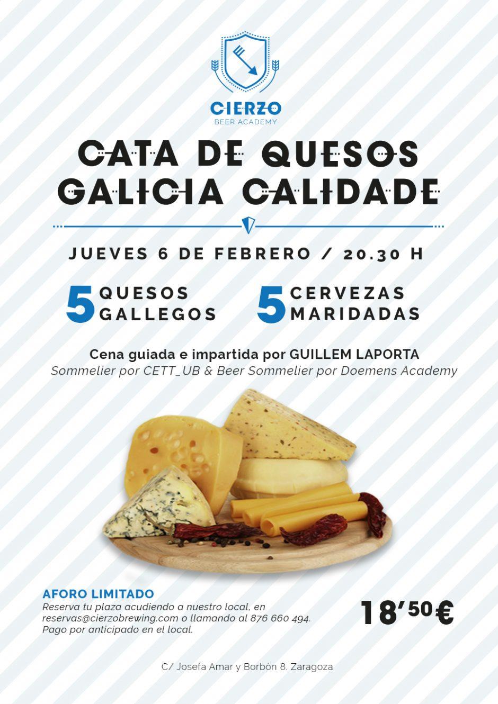 cata quesos galicia calidade