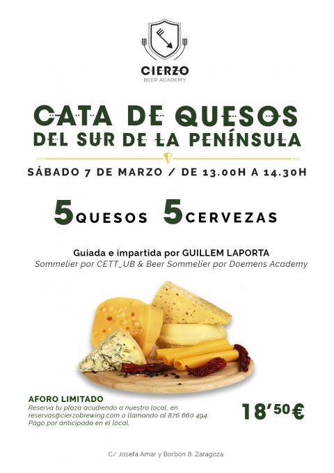 cata quesos sur españa andalucia extremadura