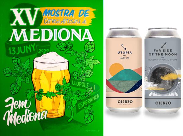 fem mediona cerveza artesana craft beer