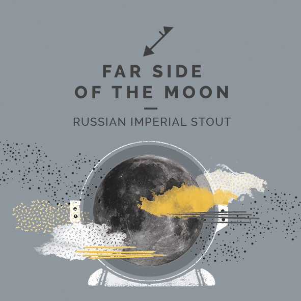 far side of the moon cerveza imperial stout zaragoza