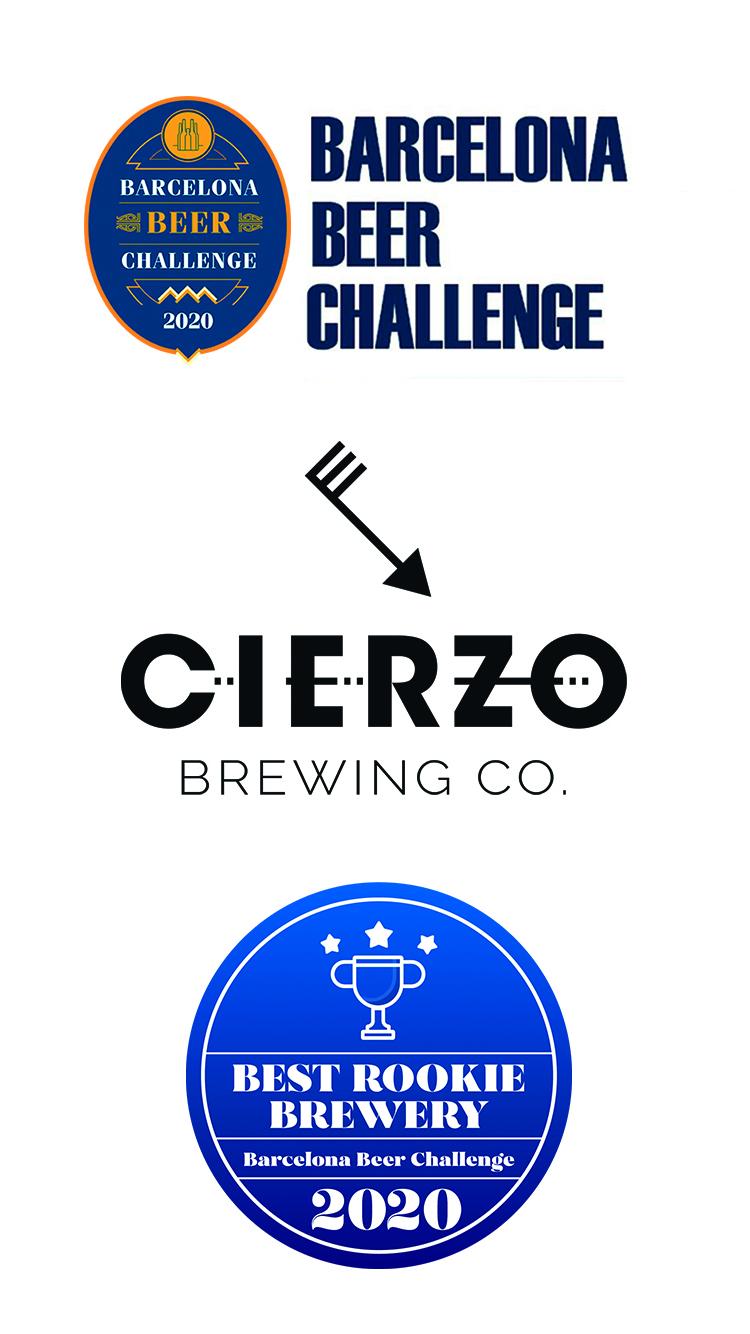 barcelona beer challenge mejor cervecera novel cierzo