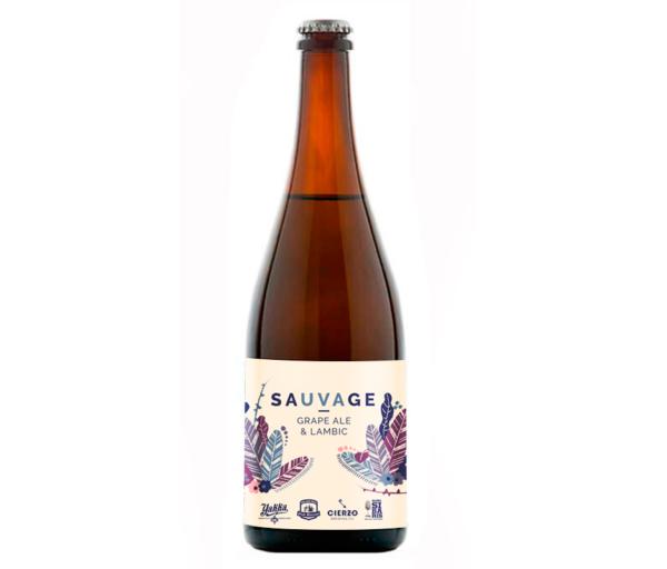 sauvage lambic cerveza zaragoza
