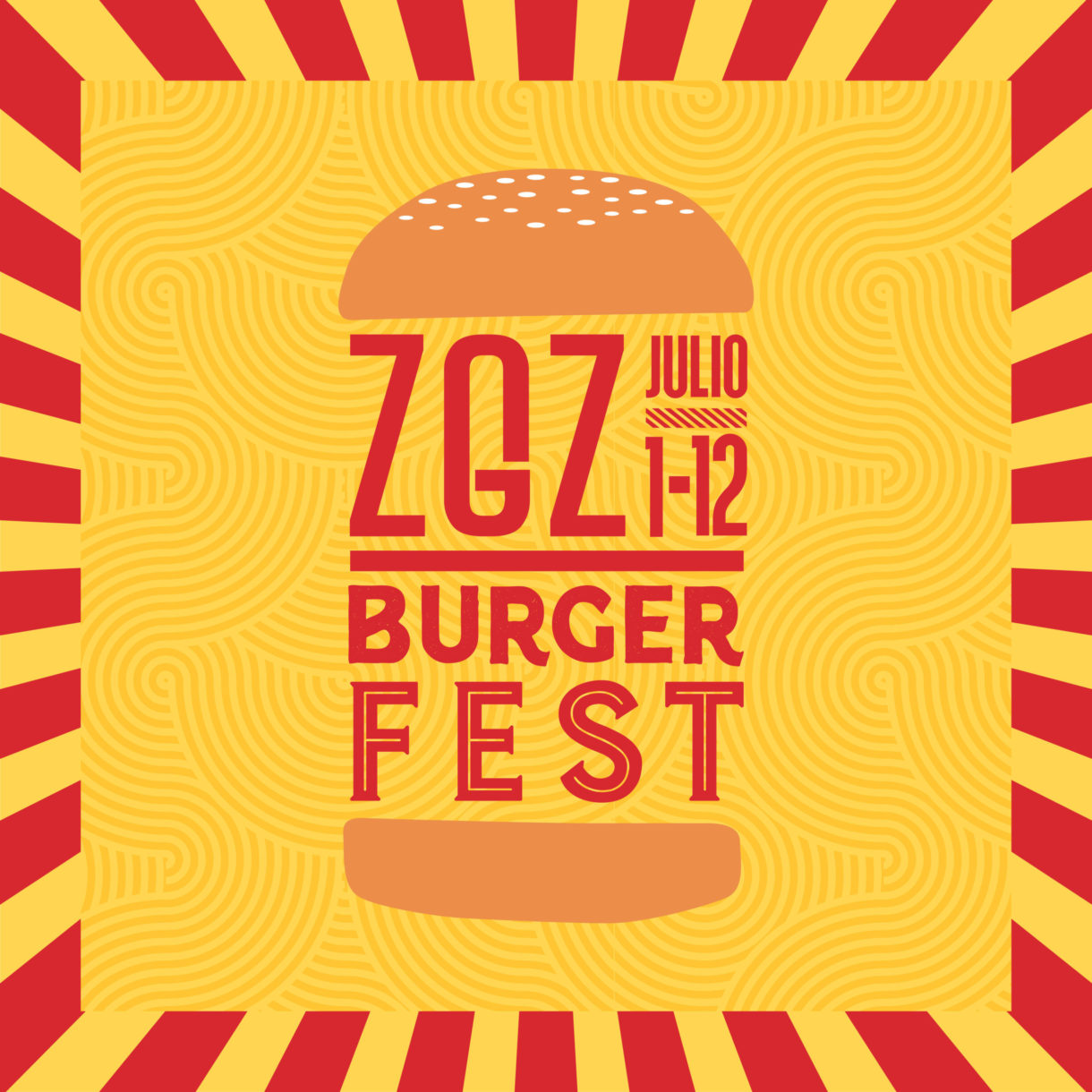 zaragoza burger fest