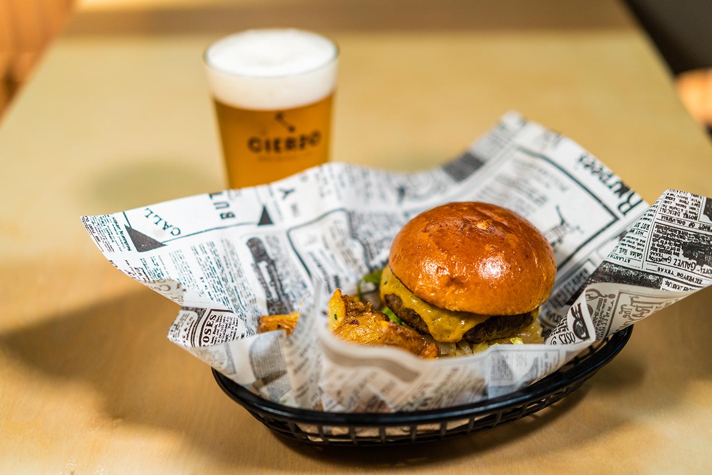 comer hamburguesa burger restaurante zaragoza