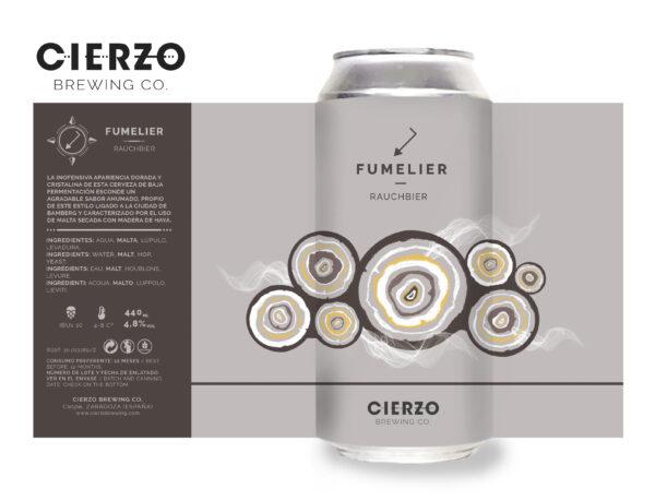 fumelier rauchbier ahumada cerveza zaragoza