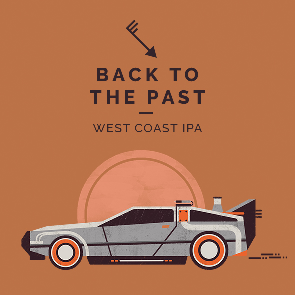 back to the past ipa cerveza zaragoza