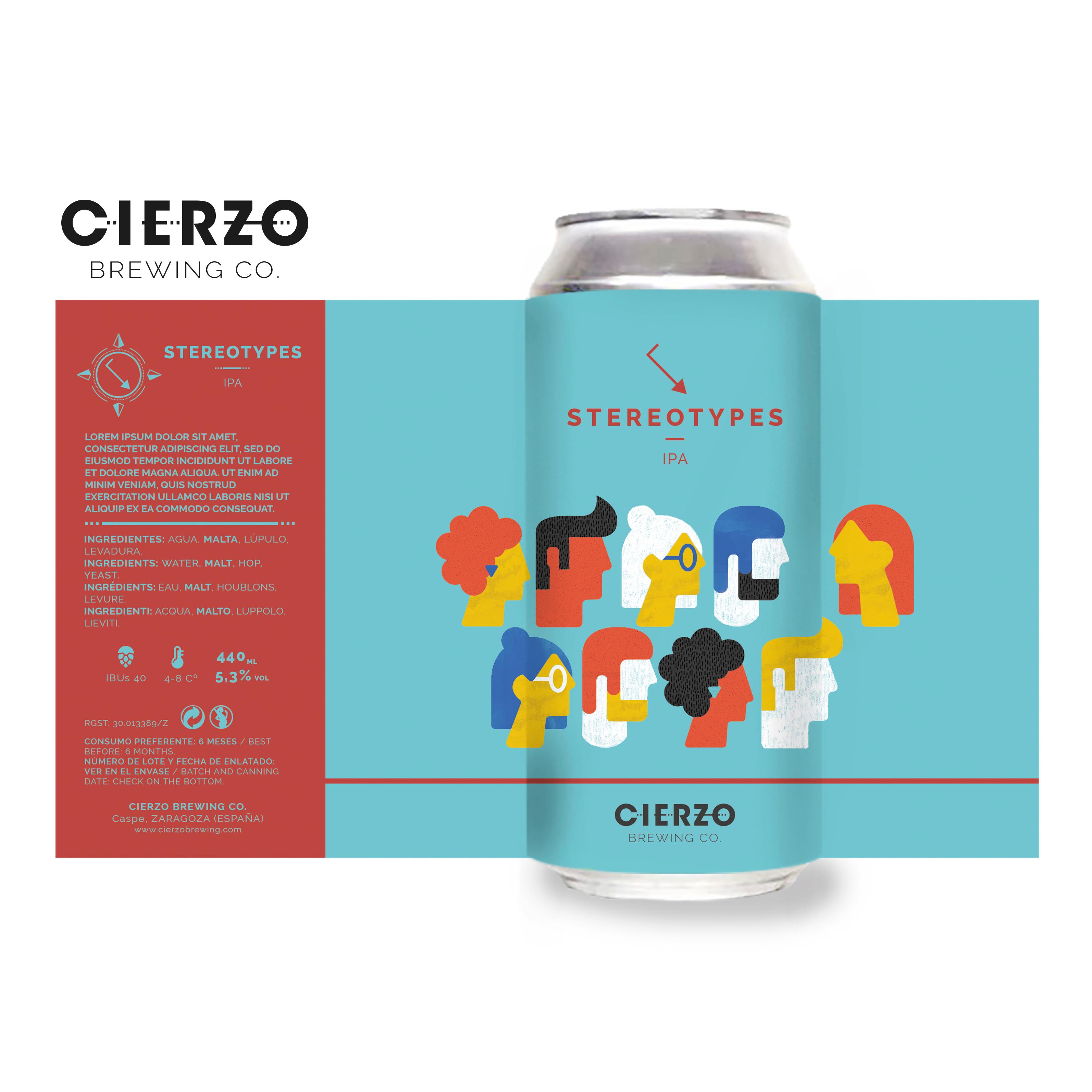 stereotypes ipa sin gluten cerveza zaragoza