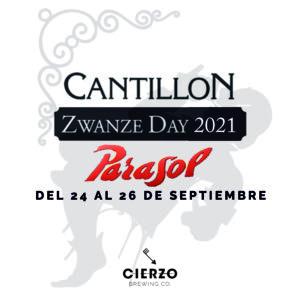 cantillon zwanze day zaragoza